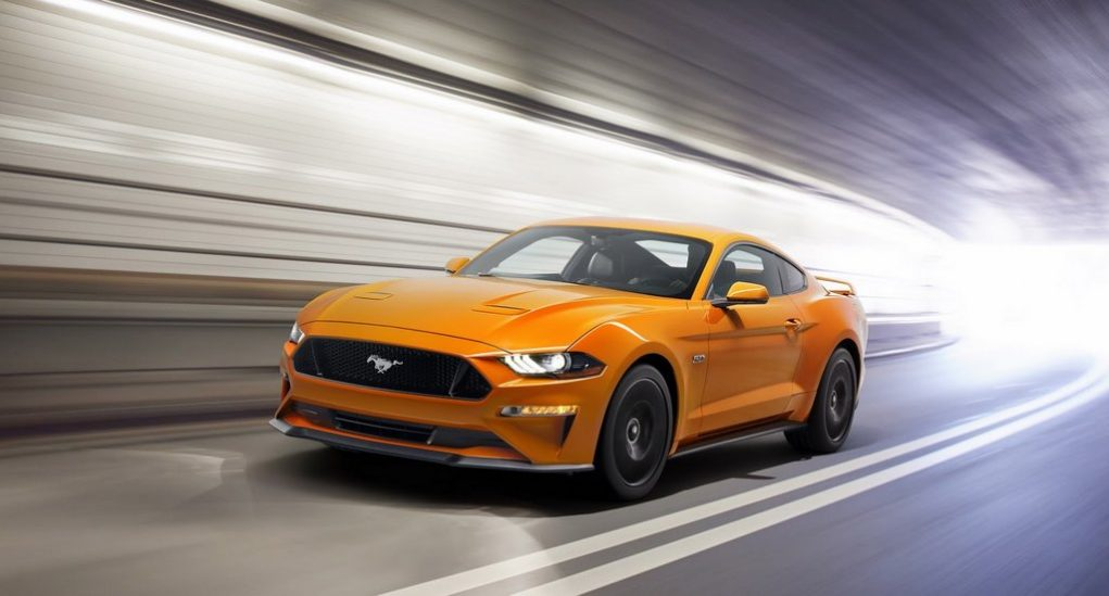 2018 Ford Mustang Facelift 11