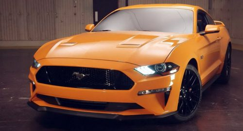 2018 Ford Mustang Facelift 5