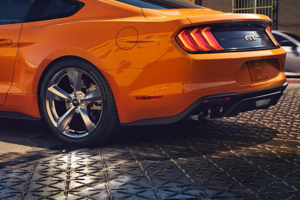 2018 Ford Mustang Facelift 23
