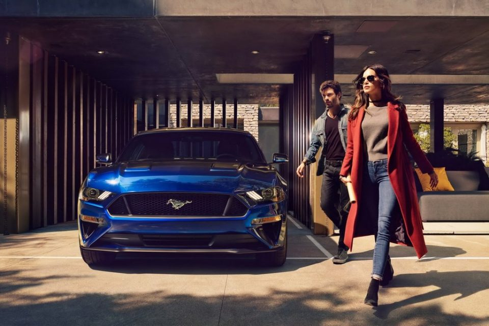 2018 Ford Mustang Facelift 9