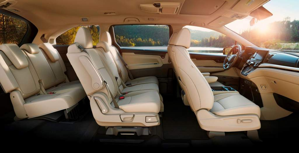 Family Focussed 2018 Honda Odyssey Minivan Debuts At Naias