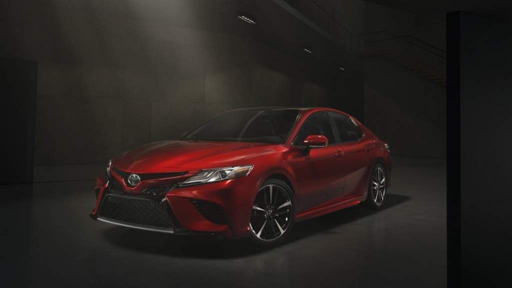 2018 Toyota Camry launched 3