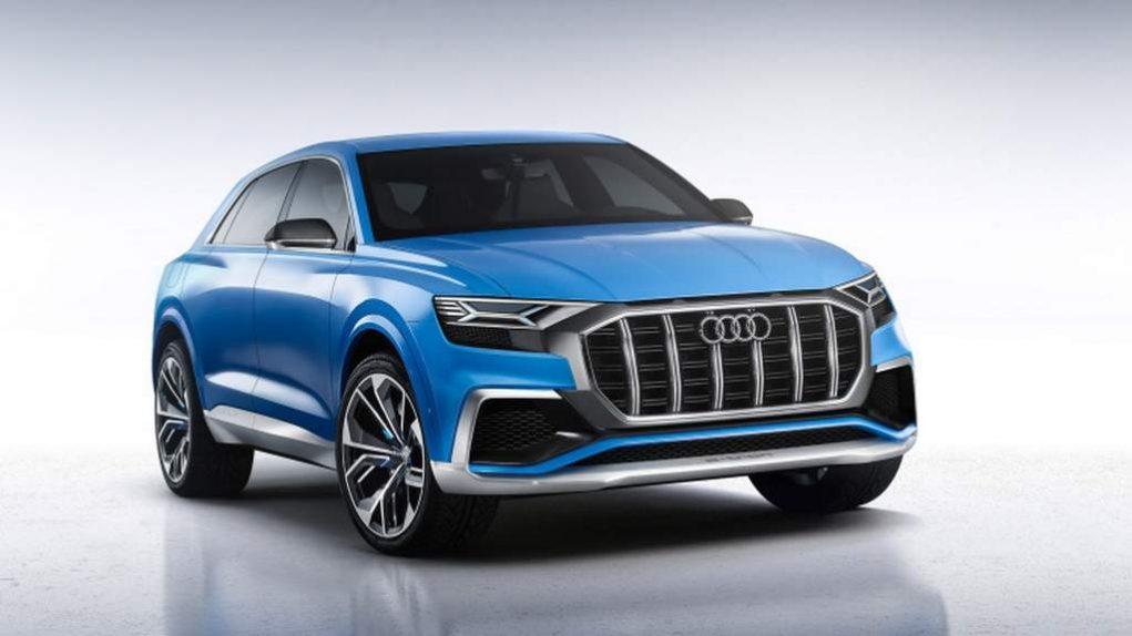 Audi Q8 Concept 1