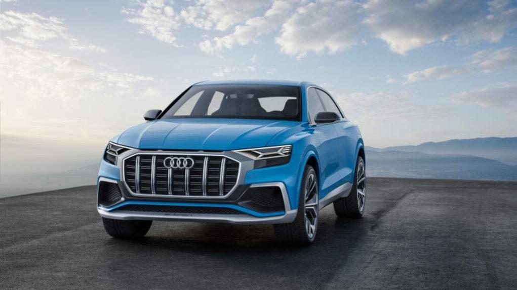 Audi Q8 Concept 10