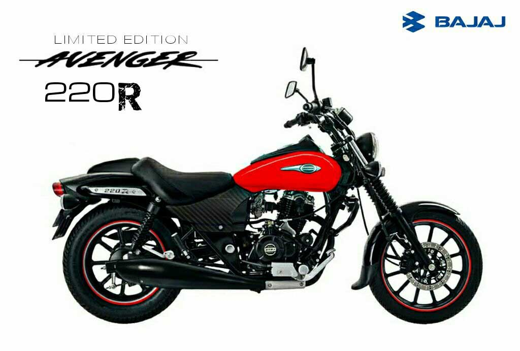 Limited Edition Bajaj Avenger 220r Comes From Fans World