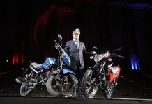 Hero Enters Argentina, Launches All New 2017 Hero Glamour