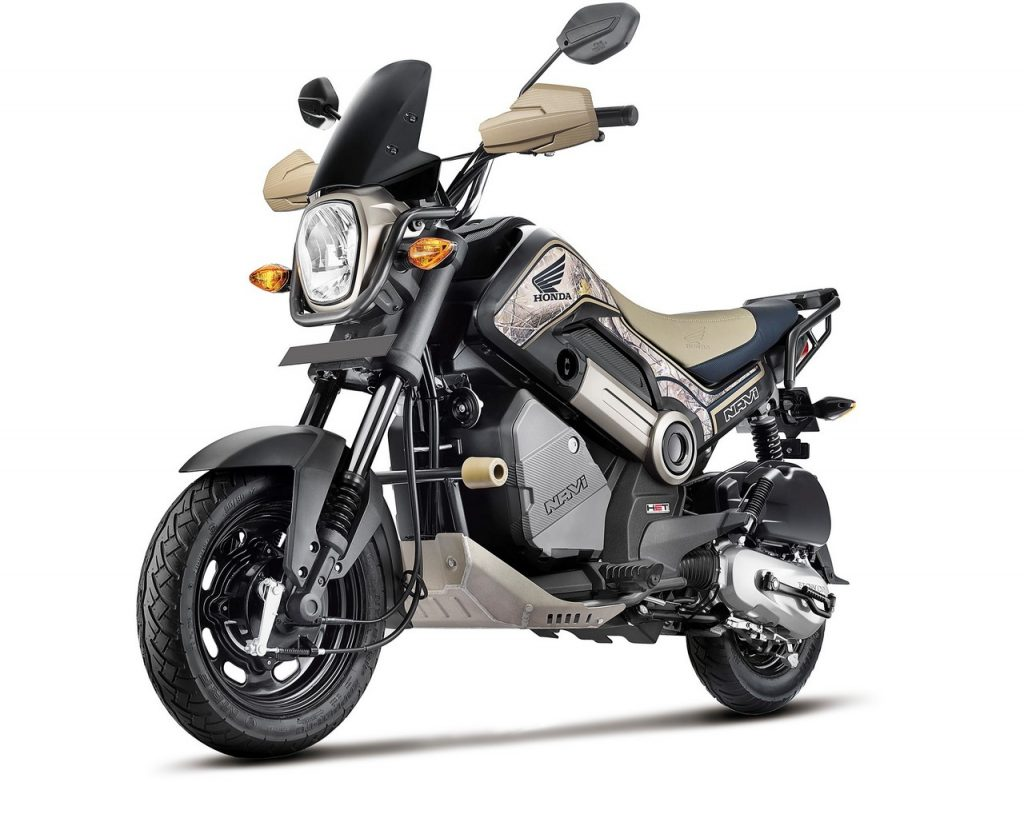 Honda Navi Adventure Edition India