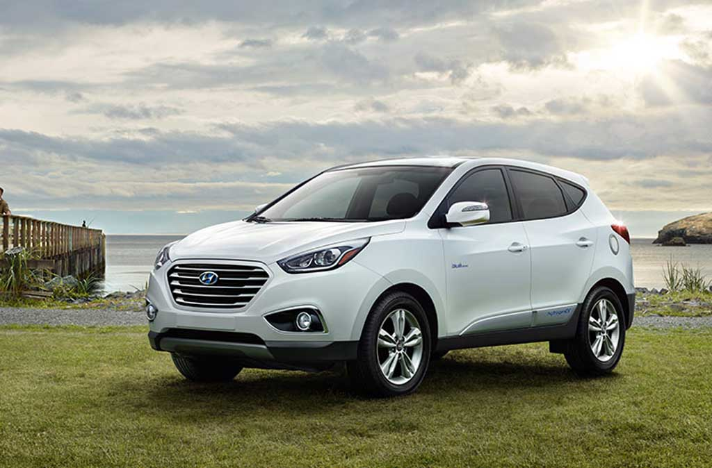 2018 Hyundai Tucson Fuel Cell Receives 30 Range Boost