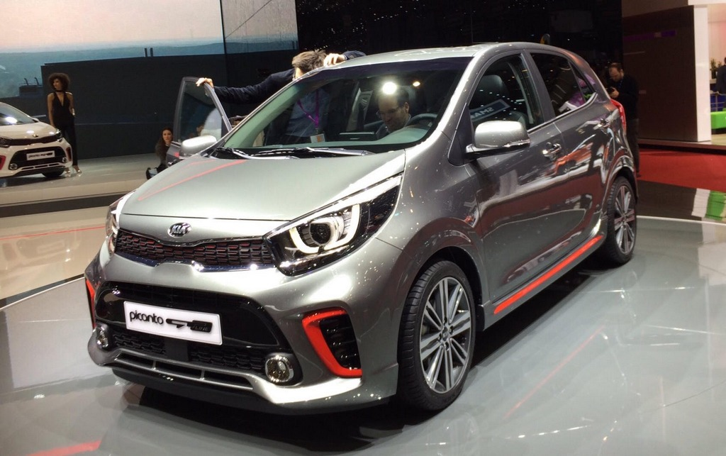 Kia Picanto India Launch 5