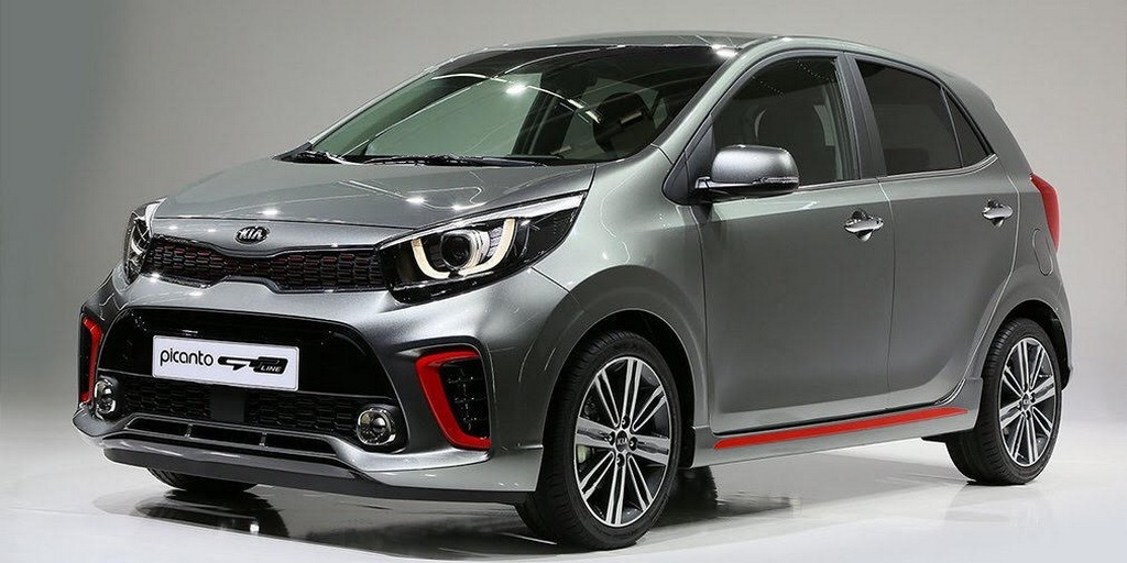 An Electric Version Of The Kia Picanto Might Be On The Cards