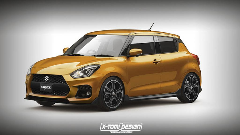 Maruti Suzuki Swift Sport India