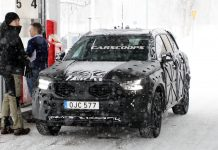 New Generation Volvo XC40 Spied 3