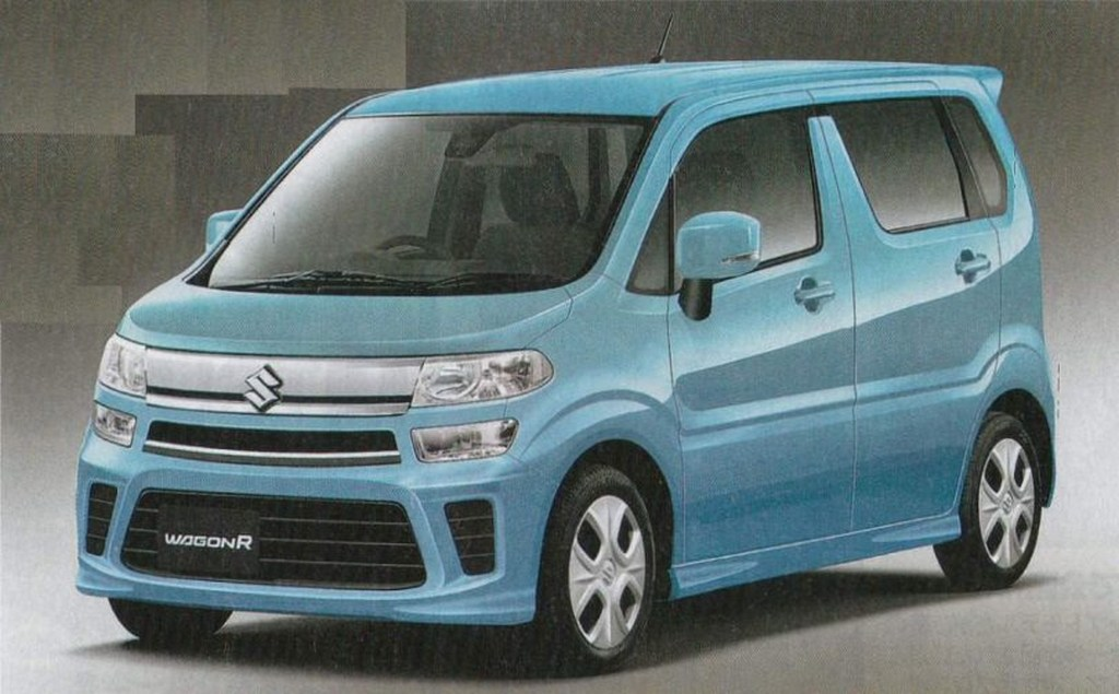 New generation 2018 Maruti Suzuki WagonR