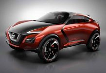 Nissan Juke e-Power Concept 2