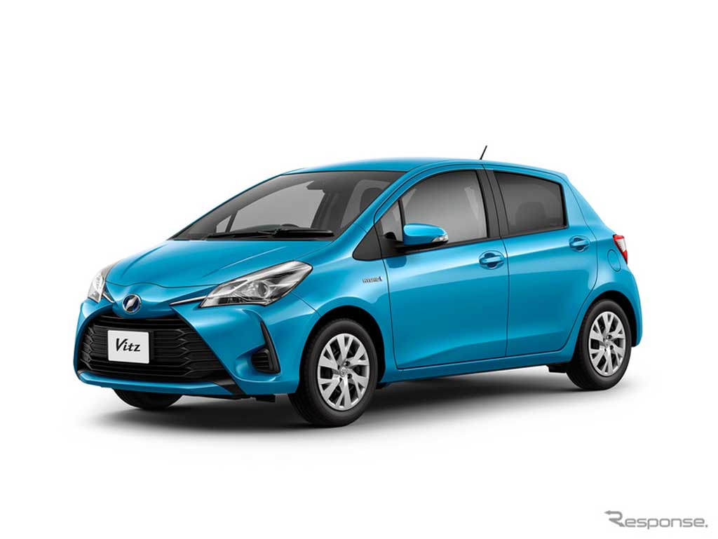 India Bound New Generation Toyota Yaris Launched In Japan
