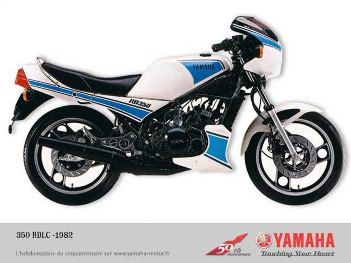 Yamaha Planning RD350 Successor, To Be Named XSR300