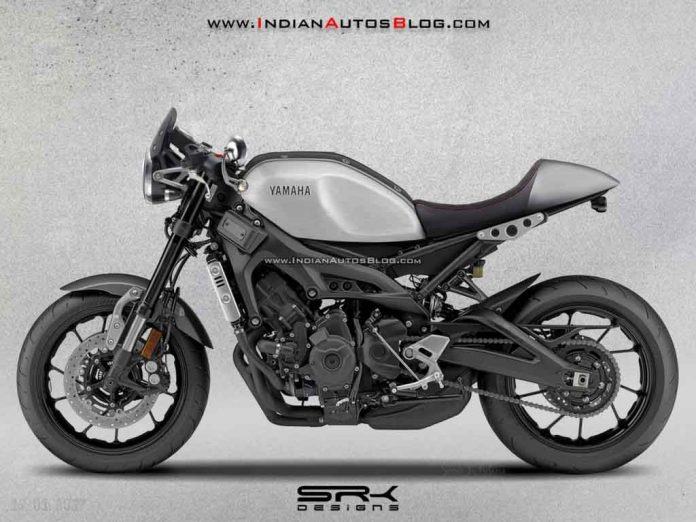 Customised Yamaha RD350 Christened as Sun Chaser is a Real