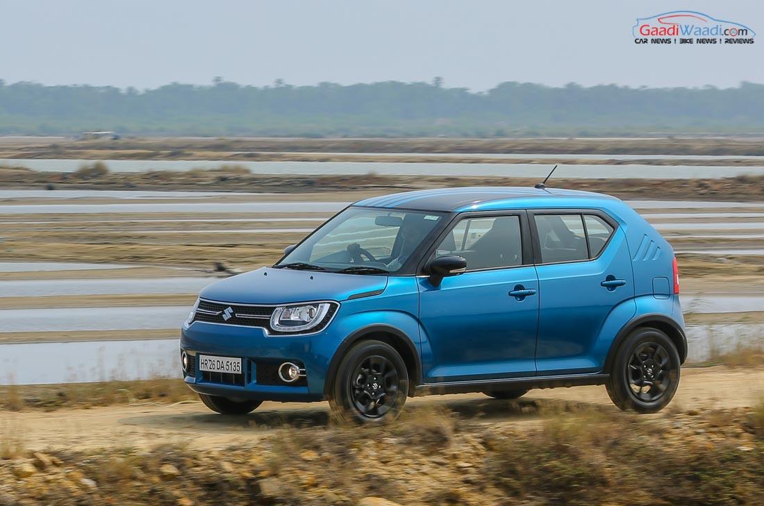 Maruti Suzuki Ignis Long Wheelbase Rendered In Sporty Styling
