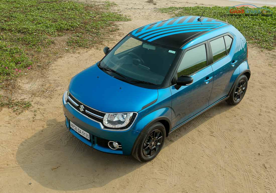 All New Maruti Suzuki Ignis Price Specs Pics Features Interior