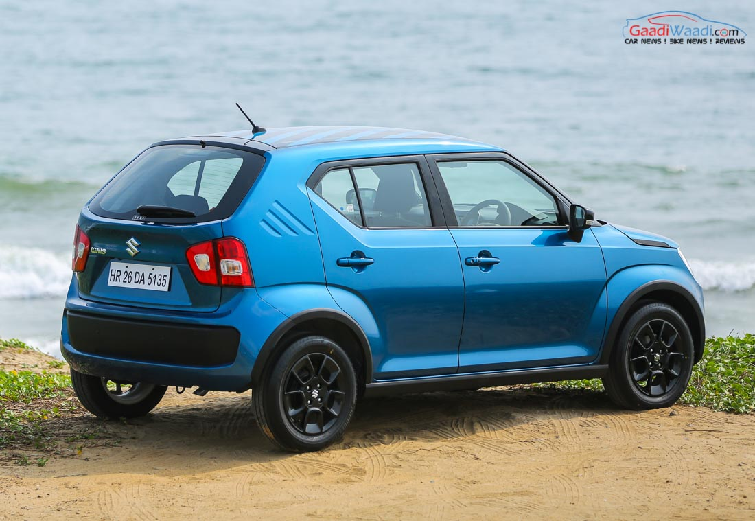 Maruti Ignis Alpha Amt Launched In India Price Specs Features