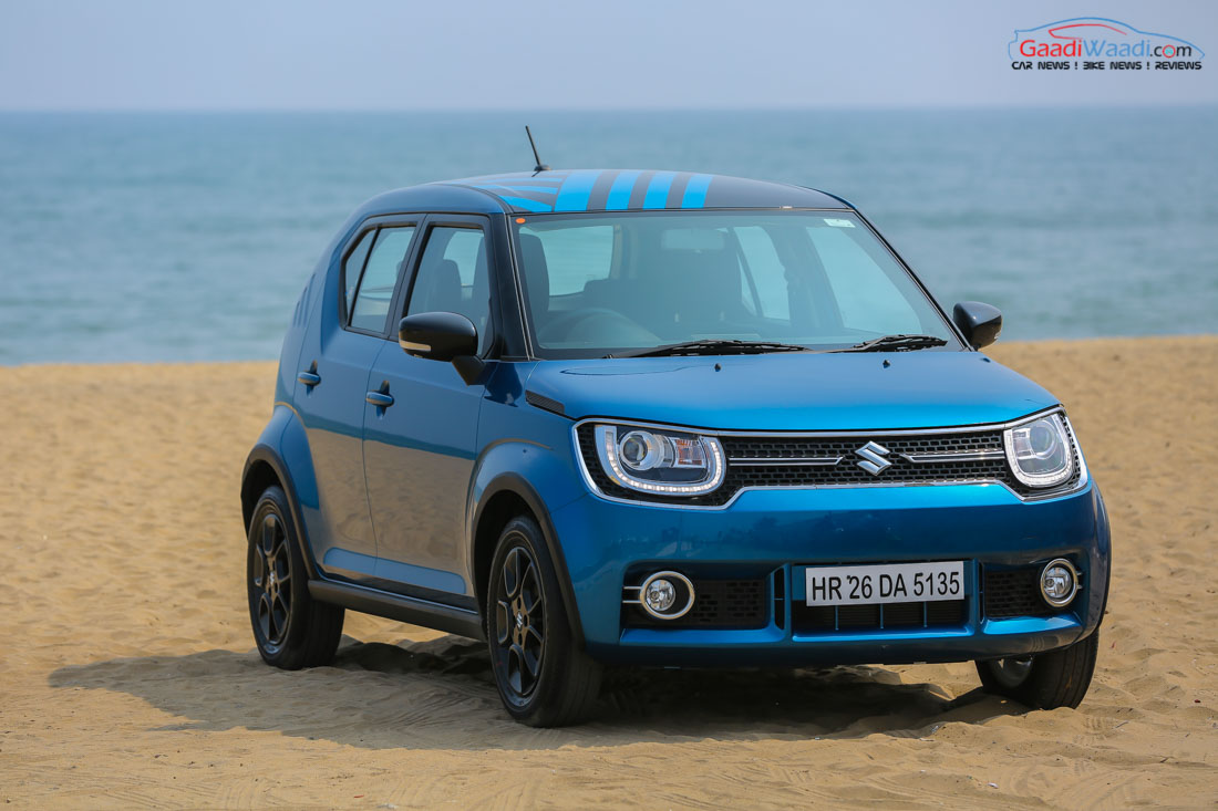 Maruti suzuki ignis engine specs and mileage