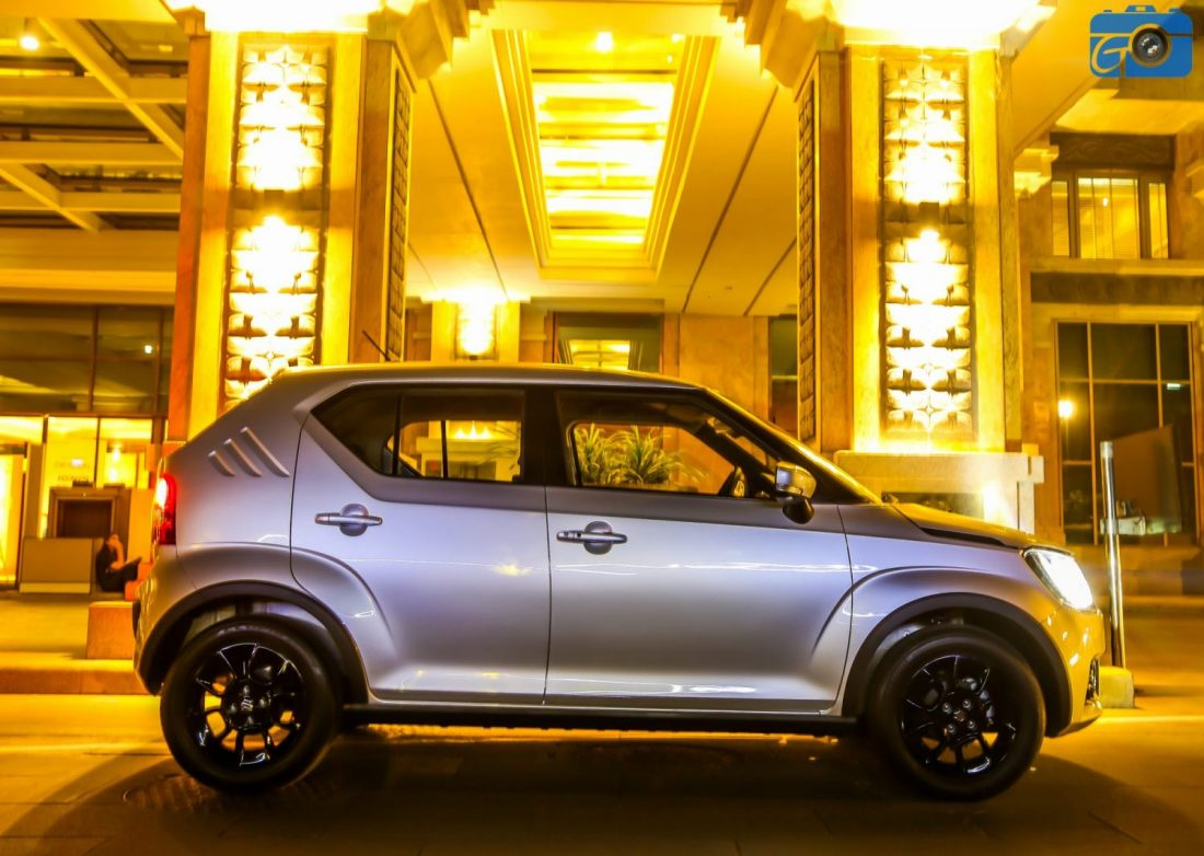 All New Maruti Suzuki Ignis - Price, Specs, Pics, Features ...