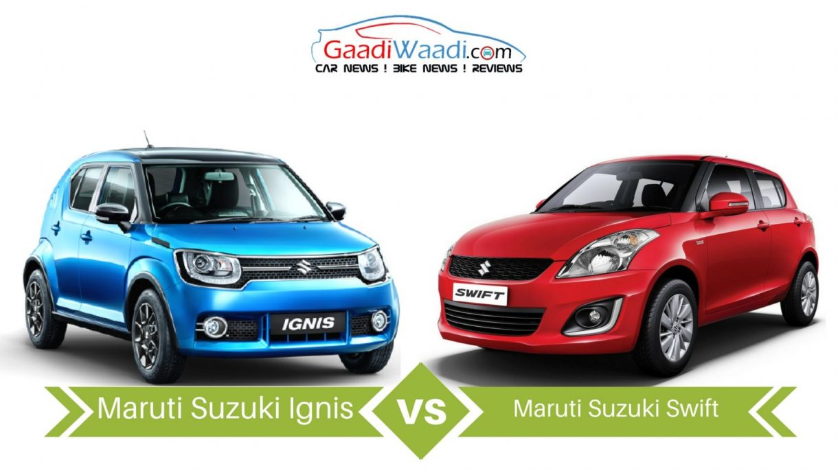 Suzuki Ignis Sport Specs