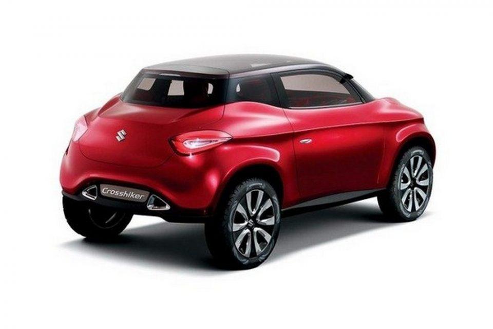 2013 Suzuki Crosshiker Concept 1
