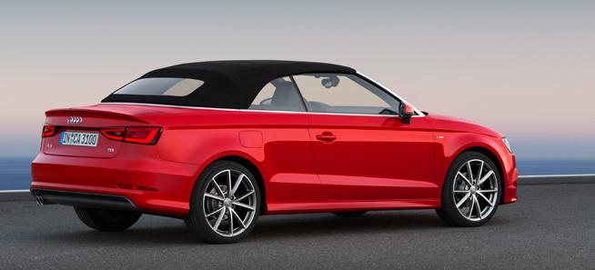 2017 Audi A3 Convertible 1