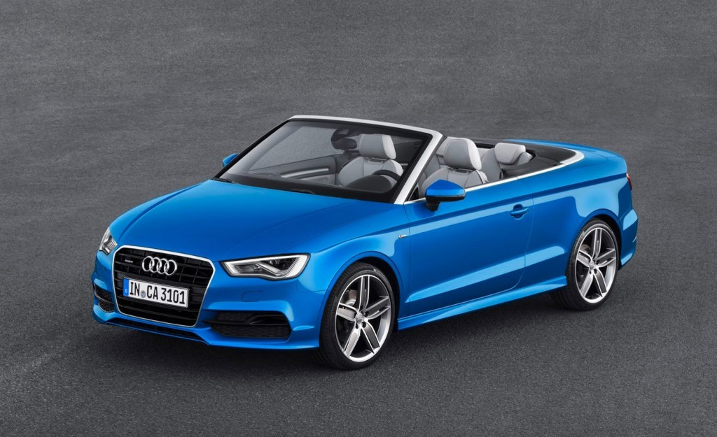 Audi A3 Cabriolet Facelift India Launch Price Specs