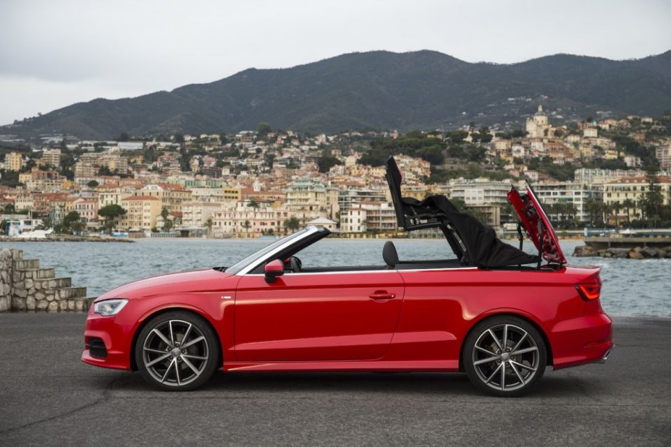 audi a3 cabriolet facelift india launch price specs interior features engine review. Black Bedroom Furniture Sets. Home Design Ideas