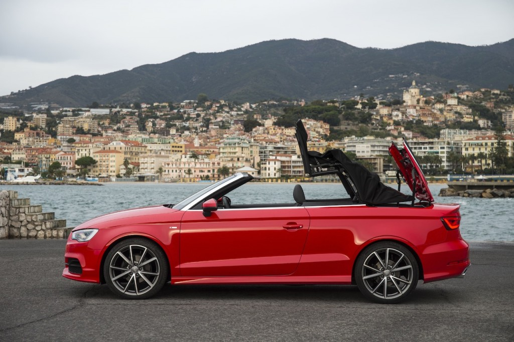 Audi A3 Cabriolet Facelift India Launch, Price, Specs ...