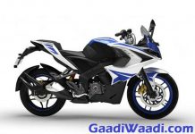 2017 Bajaj Pulsar RS200 India Launched