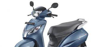2017 Honda Activa 125 India Launch