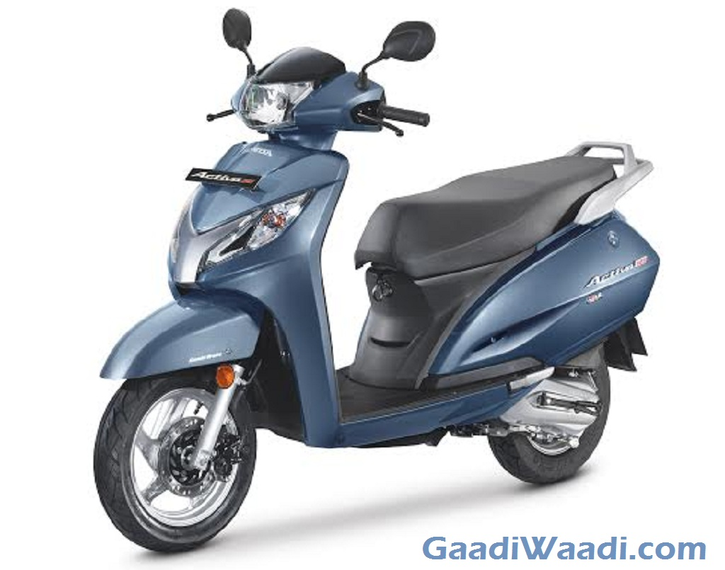 2017 Honda Activa 125 India Launch