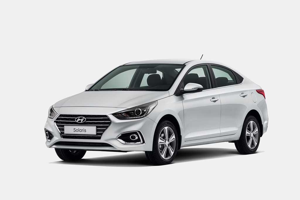 2017 Hyundai Solaris (India-Bound 2017 Verna) Revealed in ...