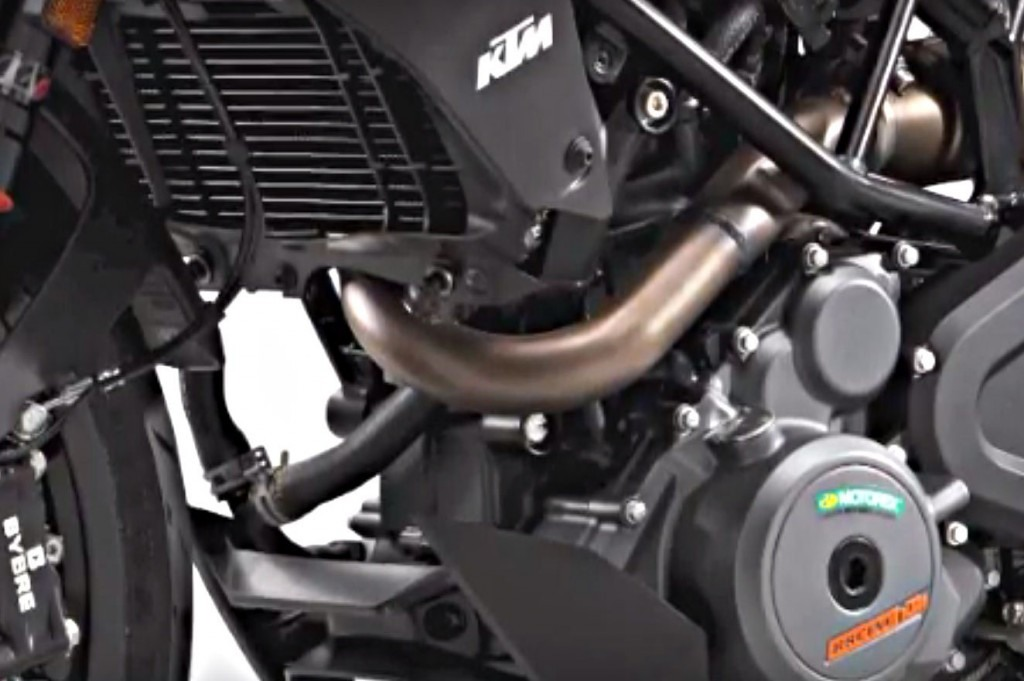 KTM Duke 250 India Launch Price Engine Features Top Speed Mileage: Duke 250 Exhaust At Woreks.co