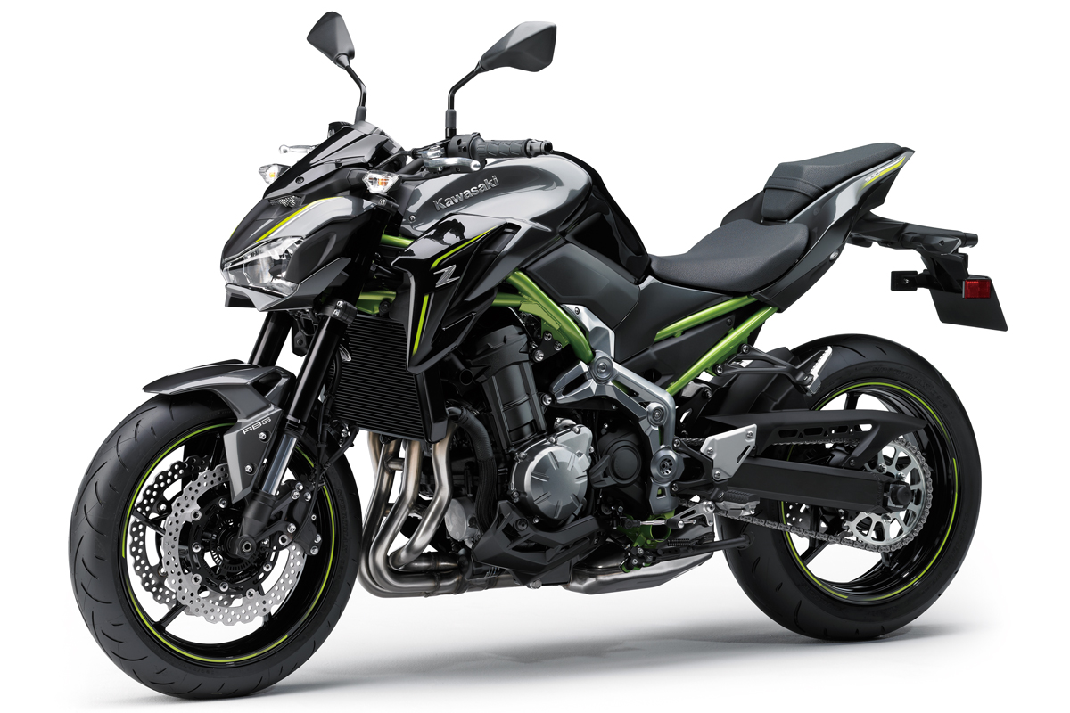 2017 Kawasaki Z900 India Launch 3