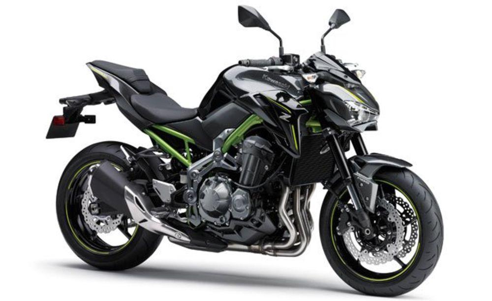 2017 Kawasaki Z900 India Launch