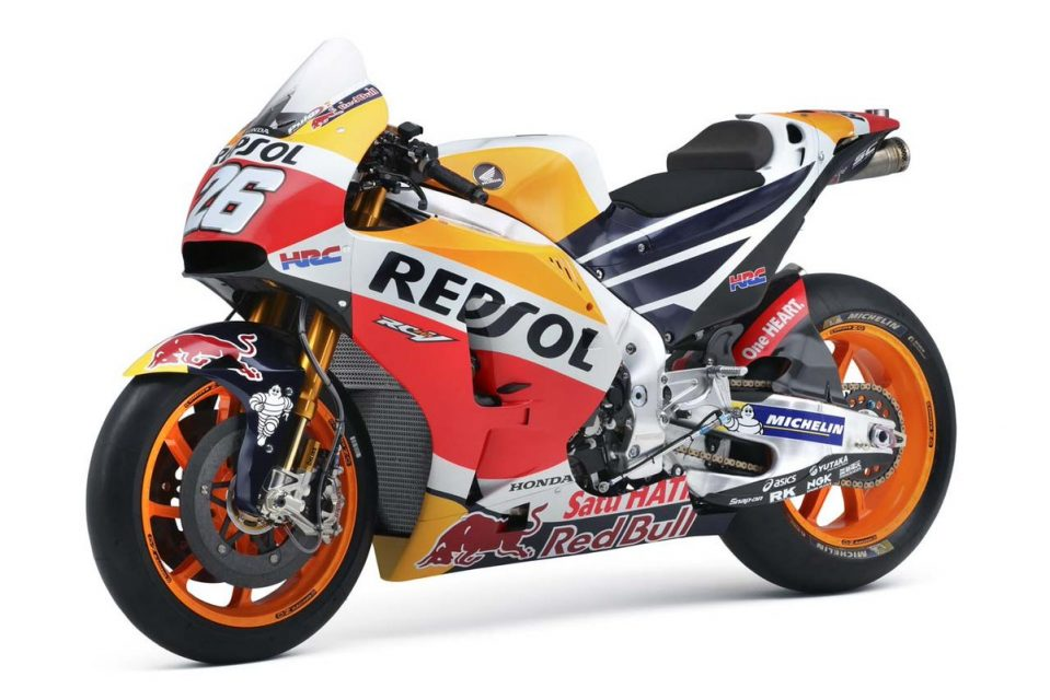 2017 Repsol Honda MotoGP Team Presented Officially, RC213V Race Bike Revealed