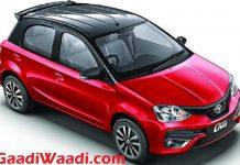 2017 Toyota Etios Liva dual-tone Launched in India 1