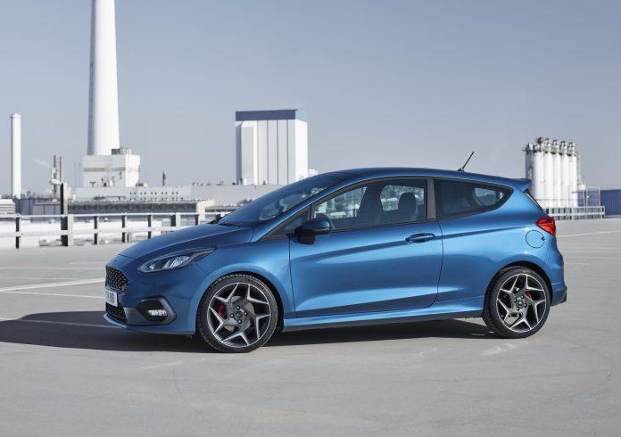 2018 Ford Fiesta ST 5