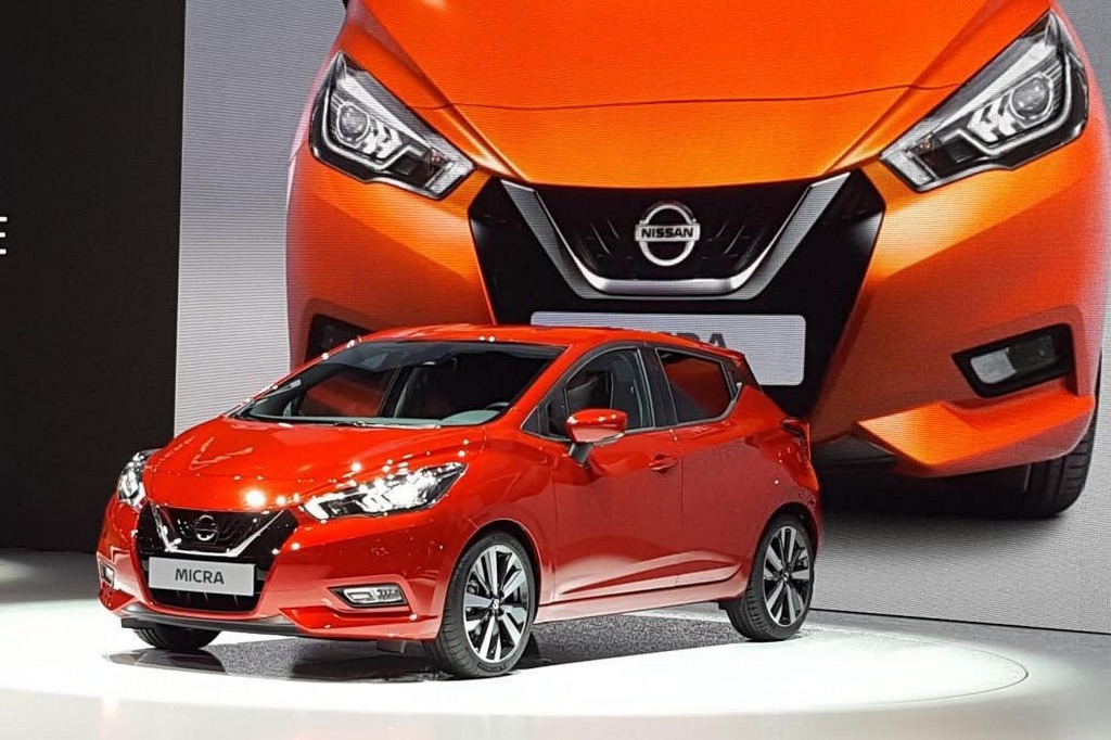 new gen nissan micra india launch date price specs features. Black Bedroom Furniture Sets. Home Design Ideas