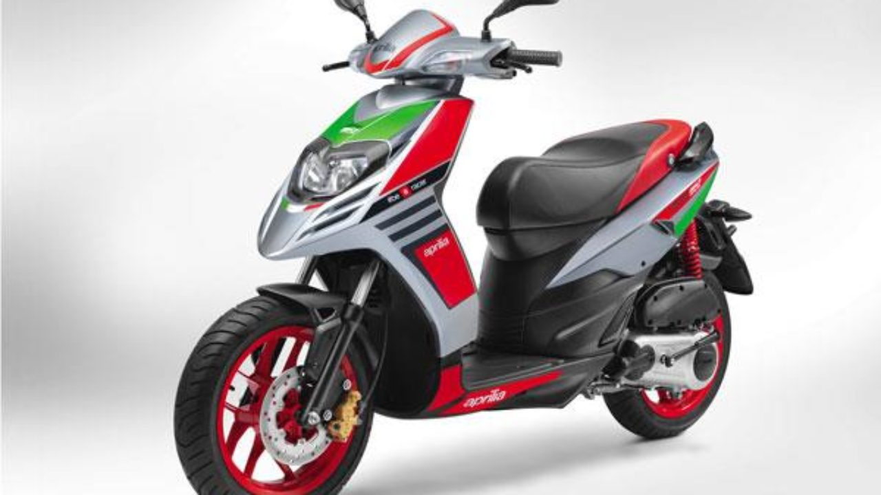 Updated Aprilia SR150 Likely Arriving With Adjustable Suspension