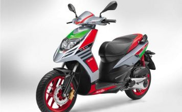 Aprilia SR 150 Race Edition India Price