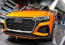 Audi Q8 Sport Concept previews Audi SQ8