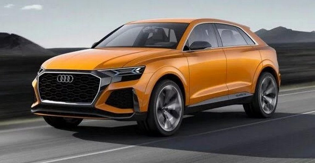 Audi Q8 Sport Concept previews Audi SQ8 3