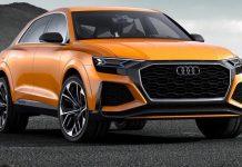 Audi Q8 Sport Concept previews Audi SQ8 4