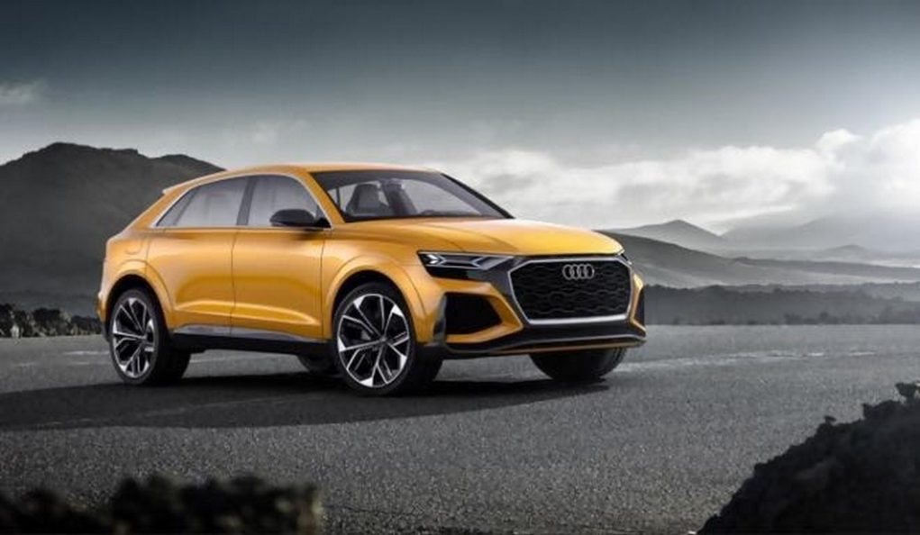 Audi Q8 Sport Concept previews Audi SQ8 5