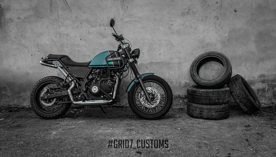 Top 5 Customised Royal Enfield Himalayan Motorcycles